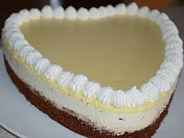 eierlikör sahne torte
