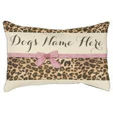 Girly Dog Beds