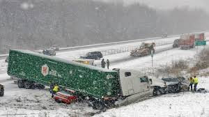 100 Trucks In Snow Winter Truck Accidents What To Do If Youve Been Hit
