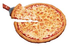 Cheese pizza clipart 2