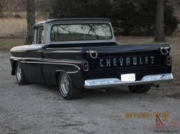 1960 Chevrolet Apache 10 Custom Deluxe Short Wide V8 OKLAHOMA