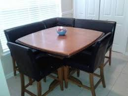 Simple Ideas Pub Style Dining Room Table With Tables New Picture