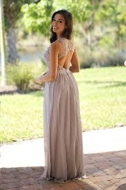 gray lace maxi dress gray maxi dress bridesmaid dresses