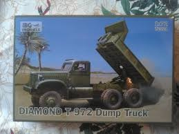MAQUETTE IBG MODELS - DIAMOND T 972 DUMP TRUCK - 72021US - ECH 1/72 ... Truck Paper Com Dump Trucks Or For Sale In Alabama With Mini Rental 2006 Ford F350 60l Power Stroke Diesel Engine 8lug Biggest Together Nj As Well Alinum Dodge For Pa Classic C800 Lcf Edgewood Washington Nov 2012 Flickr A 1936 Dodge Dump Truck In May 2014 Seen At The Rhine Robert Bassams 1937 Dumptruck Bassam Car Collection 1963 800dump 2400 Youtube Tonka Mighty Non Cdl 1971 D500 Dump Truck