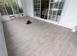 grey wood tile floor search basement project
