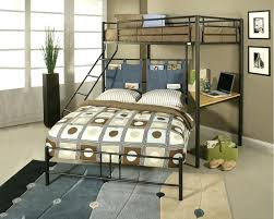 Full Bunk Bed With Desk Best Full Bed Loft Ideas Teen Loft Beds