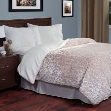 Mitsubishi Wd 65733 Red Lamp Light by Soft And Fuzzy Beige Cream White Queen Blanket Flowery With Warm
