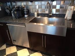Kohler Strive Sink 35 by Kohler Vault Drop In Farmhouse Apron Front Stainless Steel 36 In