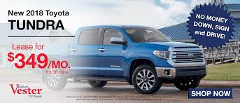 Toyota Dealership | Cars For Sale In Wilson, NC | Hubert Vester Toyota 2014 Toyota Tundra 4wd Truck Vehicles For Sale In Lynchburg 2015 Tacoma Lease Alburque 2018 Leasing Tracy Ca A New Specials Near Davie Fl The Best Deals On New Cars All Under 200 A Month Dealership For Wilson Nc Hubert Vester Leasebusters Canadas 1 Takeover Pioneers Hilux Double Cab Lease Httpautotrascom Auto Pickup Offers Car Clo Sudbury On Platinum Automatic Vs Buy Trucks Suvs In Charleston Sc 1920 Specs