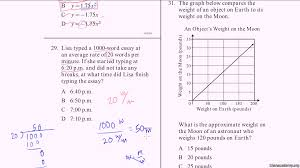 100 What Time Did The by Cahsee Practice Problems 4 9 Video Khan Academy