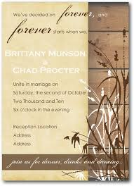Country Themed Wedding Invitations Gangcraft Invitation Wording