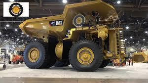 100 Dump Trucks Videos Caterpillar Truck GolfClub