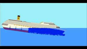 sinking simulator costa concordia video dailymotion