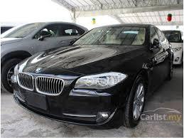 BMW 523i 2008 2 5 in Selangor Automatic Sedan Black for RM 177 800