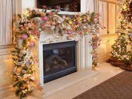Ideas Inspirations Christmas Mantel Decorating Rustic Decor Concept How To Decorate Architectural Ornament Mantels