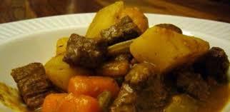 cuisine toulousaine mon ragoût de mouton cuisine toulousaine et occitane
