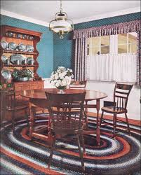 1951 Early American Dining Room