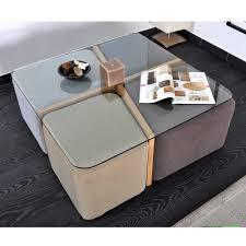 table basse en verre avec pouf but choix d électroménager