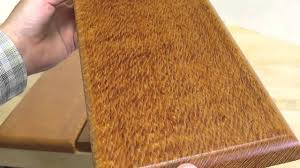 6 ways to finish leopardwood for woodworking projects youtube