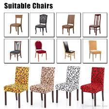 The Item Color Might Be Slight Different In Picture Because Of Lighting Effect Pls Kind Prevail Package List 1 Chair Cover Dining Room