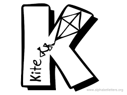 Alphabet letter clipart k BBCpersian7 collections