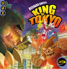 Garfields Halloween Adventure Dvd by Why It U0027s Awesome King Of Tokyo Board Game Barrister Ltd