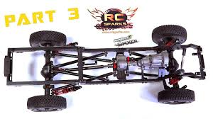 100 Rc Truck Video Building The Premium Toyota LC70 Land Cruiser BRX01 Boom Racing