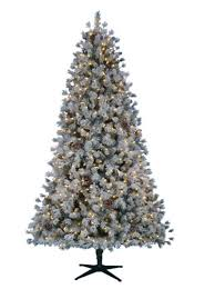 75 Flocked Christmas Tree by How To Decorate A Flocked Christmas Tree The Sweetest Digs