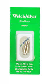 allyn 3 5 v halogen l replacement for macroview otoscopes