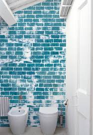 fugenloses bad m tapeten wall deco farbefreudeleben
