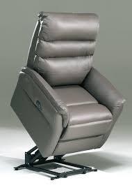 moteur electrique pour fauteuil relax fauteuil de relaxation électrique en cuir gris 2 moteurs avec