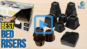 Bed Risers Target by Top 10 Bed Risers Of 2017 Video Review