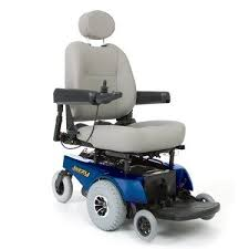 pride jazzy select 7 power wheelchair