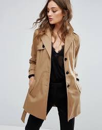 buy it now vero moda trench coat beige mac by vero moda