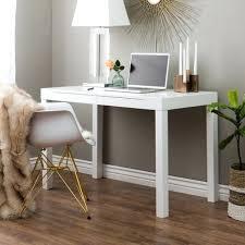 White Parson Desk Tar Parsons Desk White Parson Desk Walmart