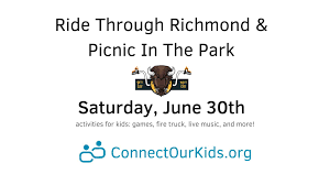 Ride Through Richmond & Picnic In The Park - Richmond Mom