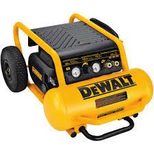 DEWALT 4 5 Gal Portable Electric Air pressor D The Home