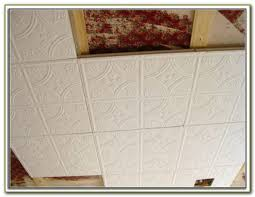 Soundproof Ceiling Tiles Menards by Glue On Ceiling Tiles Canada Tiles Home Decorating Ideas