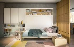 Clei Murphy Bed by 6 Things You Didn U0027t Know About Wall Beds U2013 Anima Domus