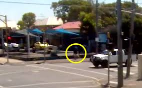 100 Truck Explosion Viewers Baffled By Vid Showing A Passerby Straight