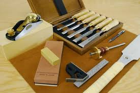 A Tool Kit For Fine Woodworking