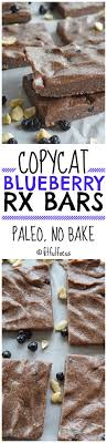 Copycat Blueberry RX Bars