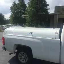 100 Fiberglass Truck Fenders Summit White Astoria T3 Work Bed Cap Chevy Silverado