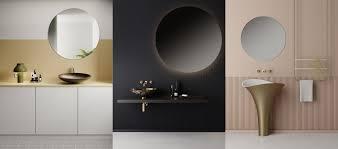 lumina i individuelles design im bad mit glassdesign