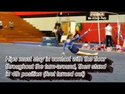 Usag Level 3 Floor Routine Tutorial by Usag Aau Gymnastics Level 5 Floor Exercise Routine Tutorial
