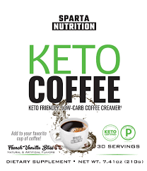 Sparta Nutrition Debuts Its Keto Series Of Supplements With The Release Coffee A Competitor MCT Rich Bulletproof