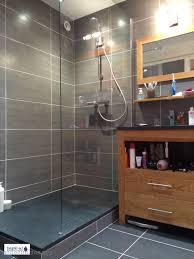 salle de bain avec carrelage inspirations avec carrelage noir