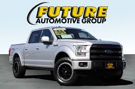 Pre-Owned 2015 Ford F-150 Lariat Lariat In Folsom #P85321   Future ... Fords Future Is Suvs And Trucks Offramp Leasehackr Forum Confirmed The New Ford Bronco Is Coming For 20 Atlas Concept F150 The Of Motor Co Socal Preowned 2018 Xlt In Roseville R85112 2017 Xl F079978a Fvision Truck An Electric Autonomous Semi F250sd For Sale Ca And Seeking Alpha Youtube Why Strategy Future Relies On Trucks Vans