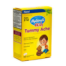 Halloween Candy Tampering Calgary by Hylands 4 Kids Tummy Ache 50 Ct Walmart Com