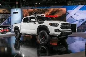 2019 Toyota TRD Pro Off-Road Lineup Brings The Tundra Back Into The ... 2019 Toyota Tundra Trd 4runner Tacoma Pro Just Got Meaner New 2018 Sport Double Cab 5 Bed V6 4x4 At Off Road Gets Tough With Offroad Trucks Autotraderca 6 Tripping The 2017 Trd Pro Archives Page 2 Of 9 The Fast Lane Truck Carson Pickup Truck Scion War Review Youtube Pro